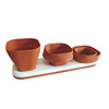 Convertible Herbpots - Set of 3