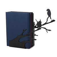 Perching Birds Bookends