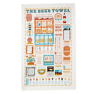 BEER TOWEL