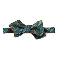 Mudmee Silk Hand Dyed Bow Tie