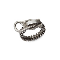 STAINLESS STEEL ZIPPER RING
