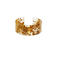Bumble Flower Cuff