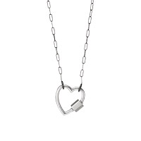 Heartlock Necklace