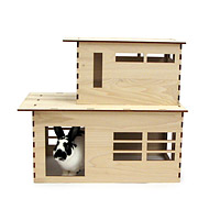 The Modernist Rabbit House