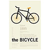 The Bicycle Encyclopedic Print
