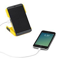 Solar Powered Charger & Light