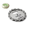 Drink Local Ride Global Bottle Opener and Magnet