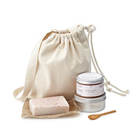 Himalayan Salt Foot Care Set