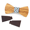 Interchangeable Wood Bow Tie Boxed Set