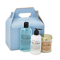 Sea Glass Scents Bath Gift Box