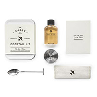Gin and Tonic Carry-On Cocktail Kit