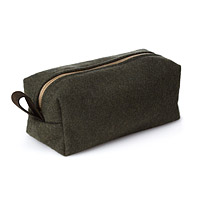 Military Blanket Toiletry Bag