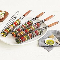 Kabob Grilling Baskets