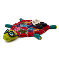 Nelson the Turtle Rug