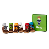 Liam's Socks - Set of 6