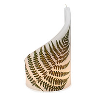 Fern Sail Candle